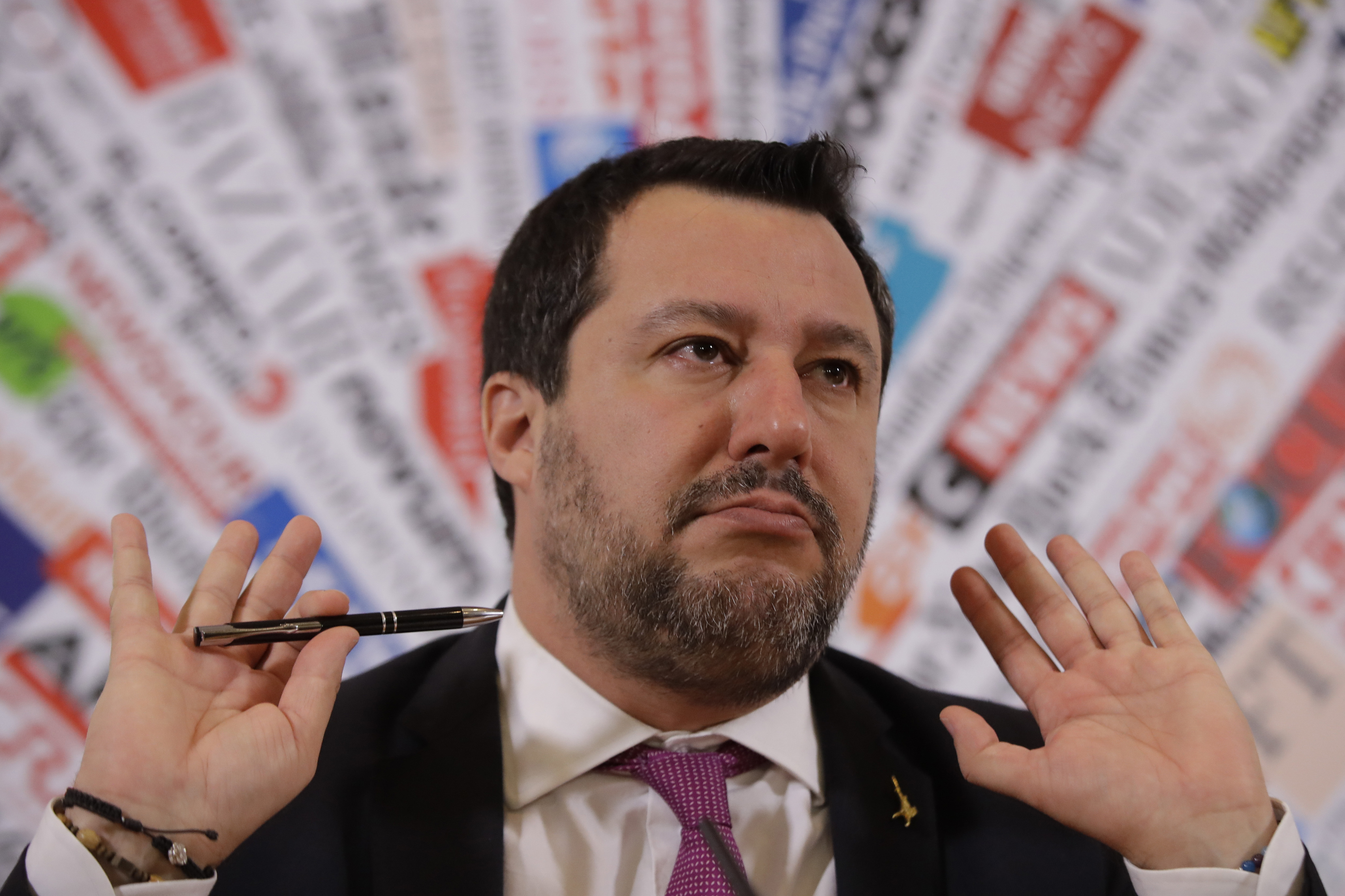 Italy's Salvini Abortion Comments Fuel Ire