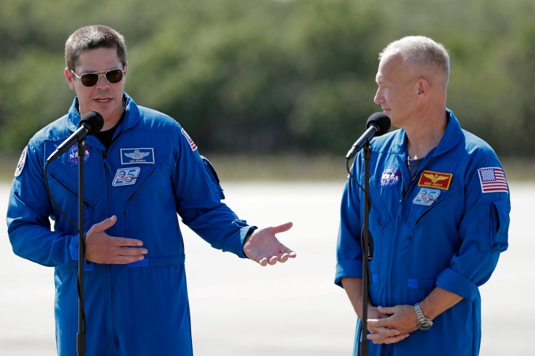 Will Virus Keep Florida Spectators from Astronauts' Launch?