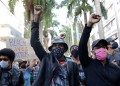 Demonstrators in Brazil Protest Against Crimes Committed by Police
