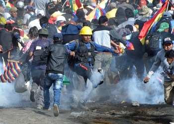 Five Morales Supporters Killed in Clashes in Bolivia