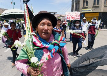 UN Warns Bolivia Crisis Could 'Spin Out of Management' as Death Toll Mounts