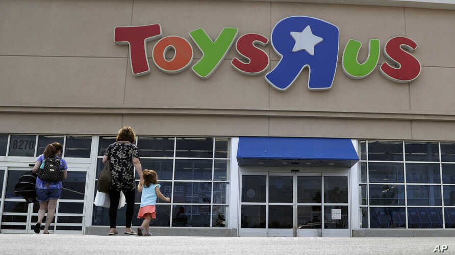 Toys R Us Plans Second Act Under New Name Voice Of