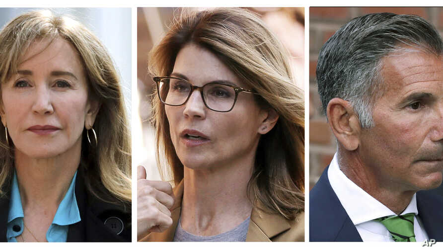Actress Lori Loughlin Faces New Charge In College Bribery