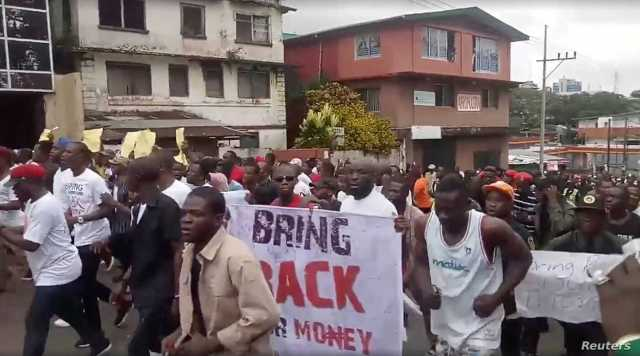 Image result for anniversary of bring back our money liberia