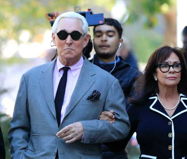 Trial Of Trump Crony Roger Stone Promises Political Drama Voice