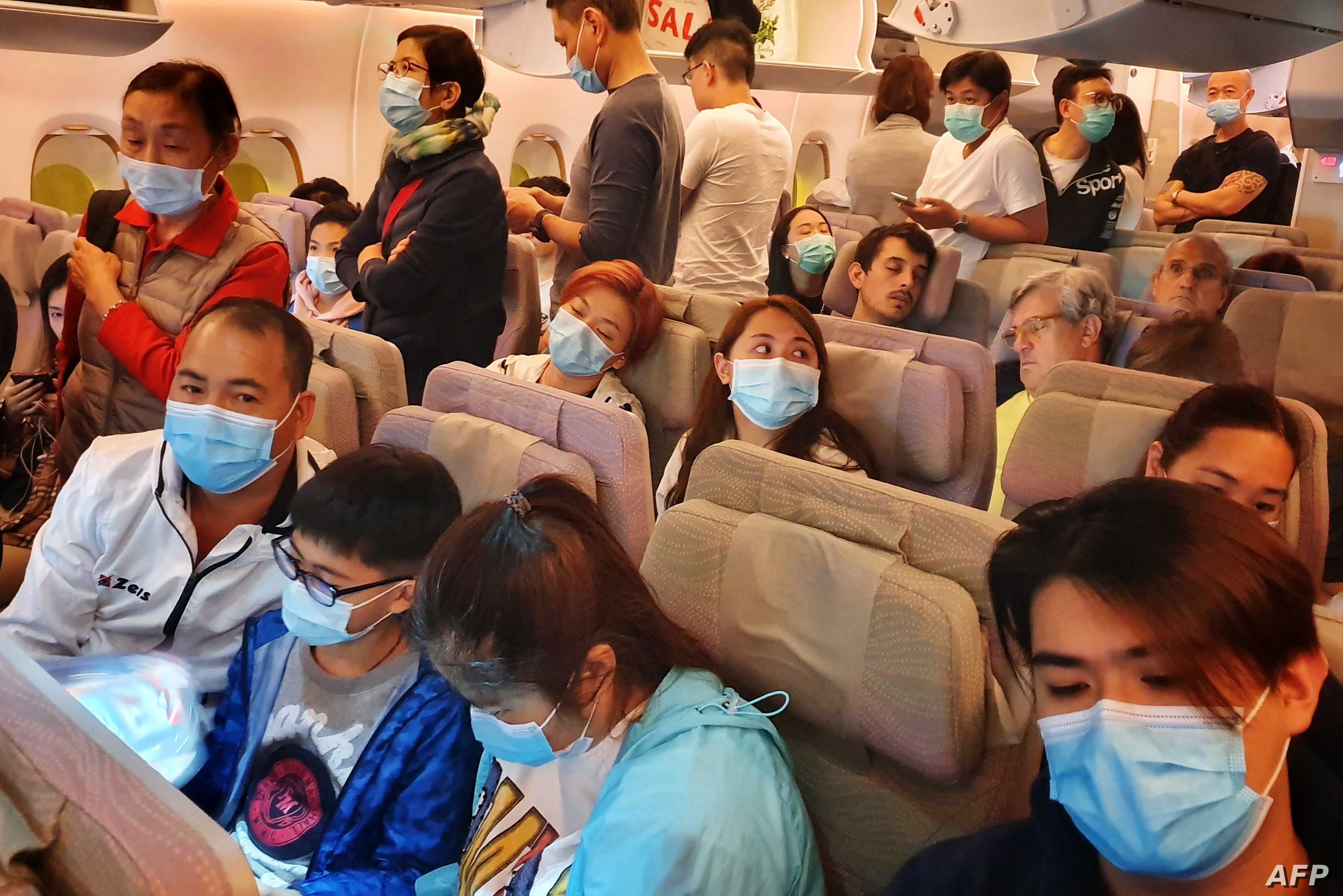At Least 10 Chinese Cities on Lockdown; 830 Confirmed Coronavirus ...