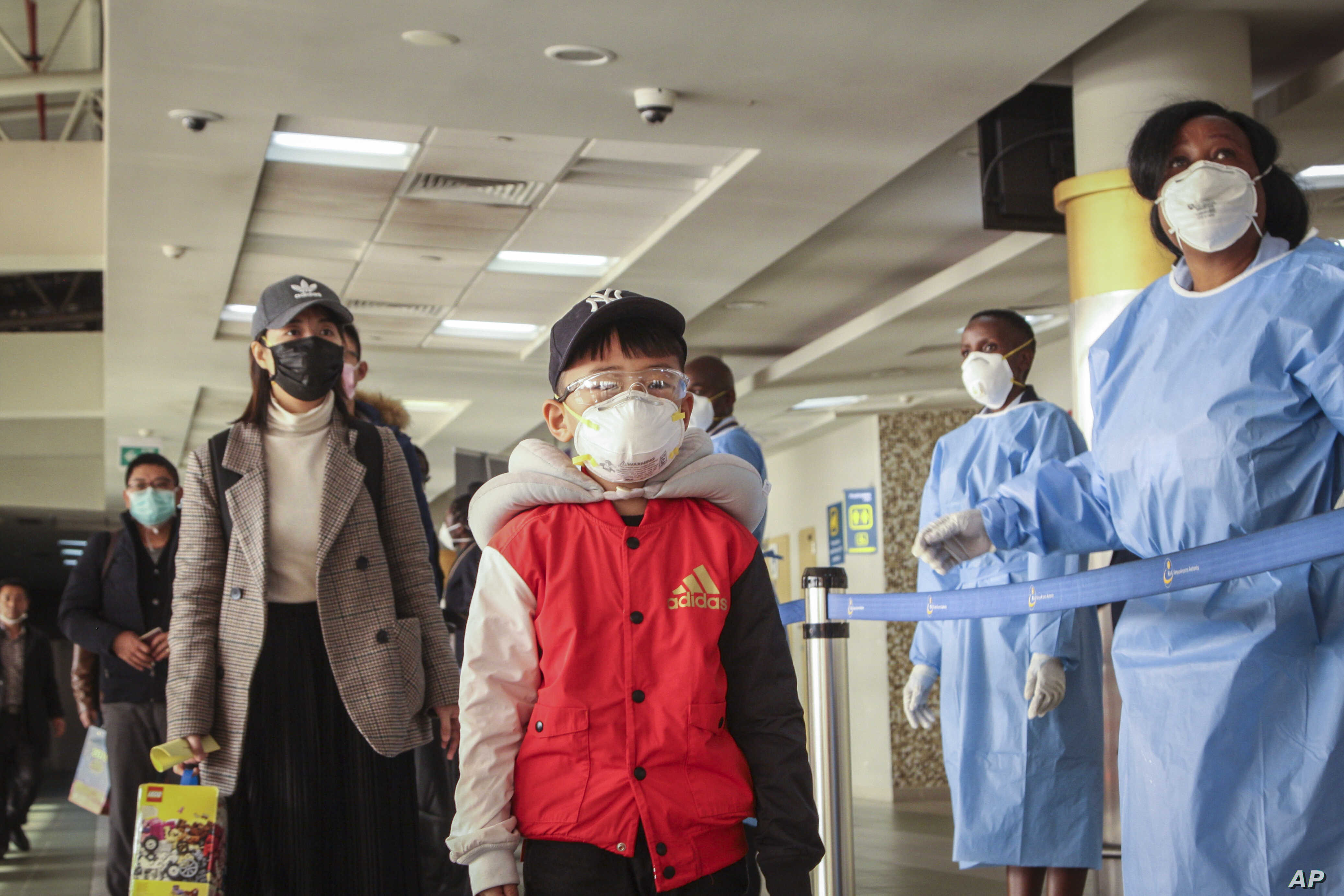 Virus Outbreak Impacts Africans at Home and Abroad | Voice of ...