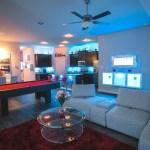 Movie Theatre Pool Table Lackland Vanity Room Near Seaworld South San Antonio