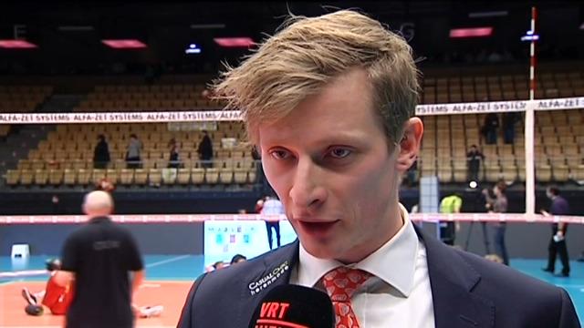"""Van Kerckhove: """"Ik ben er in blijven geloven"""""""