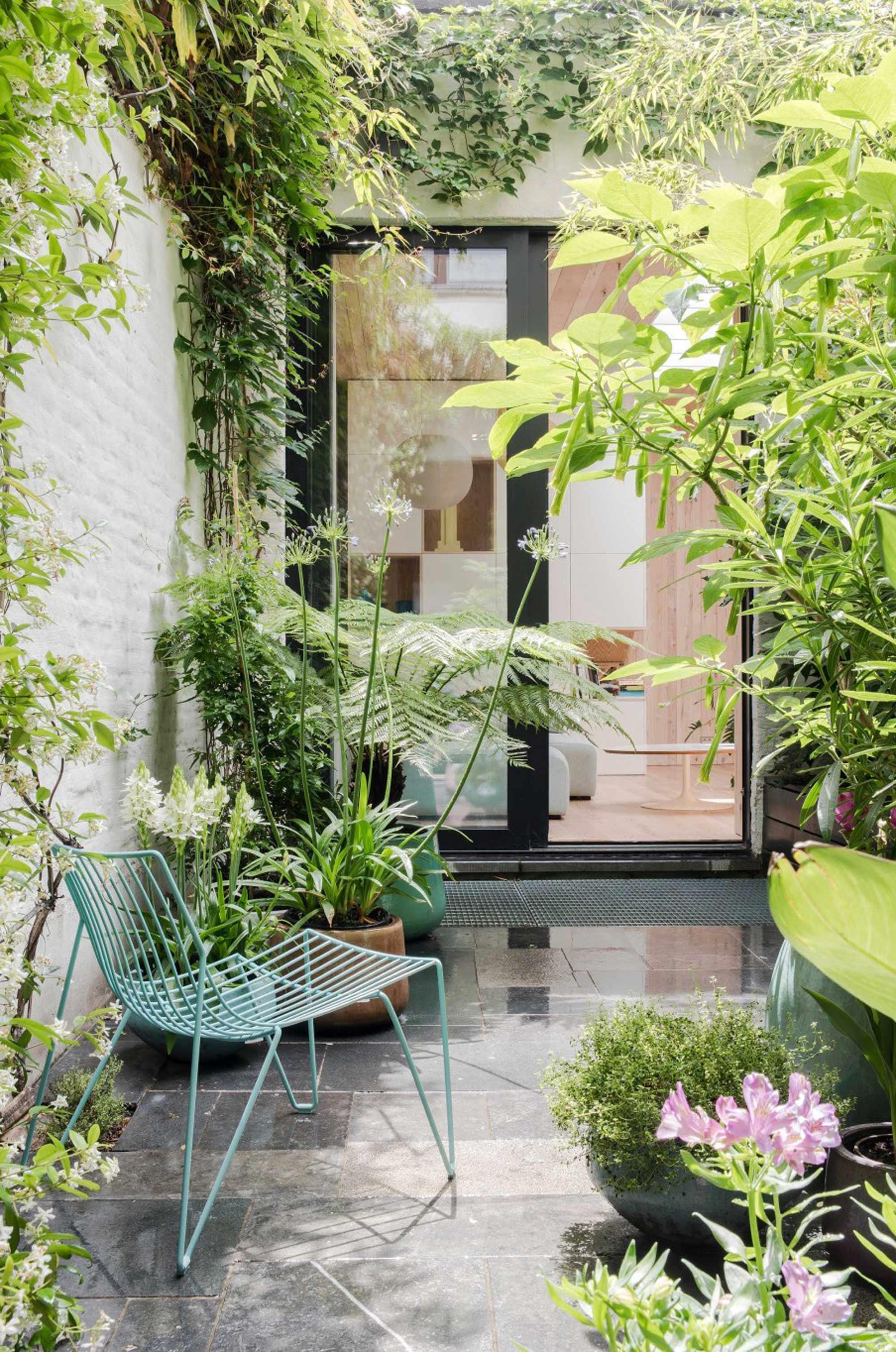 Kleine Tuin Idee 235 N Vtwonen