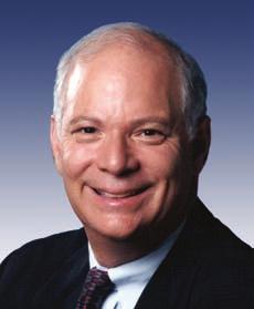 US Senator Benjamin Cardin - Maryland