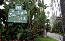 Star Power Tested With Boycott Of Beverly Hills Hotel