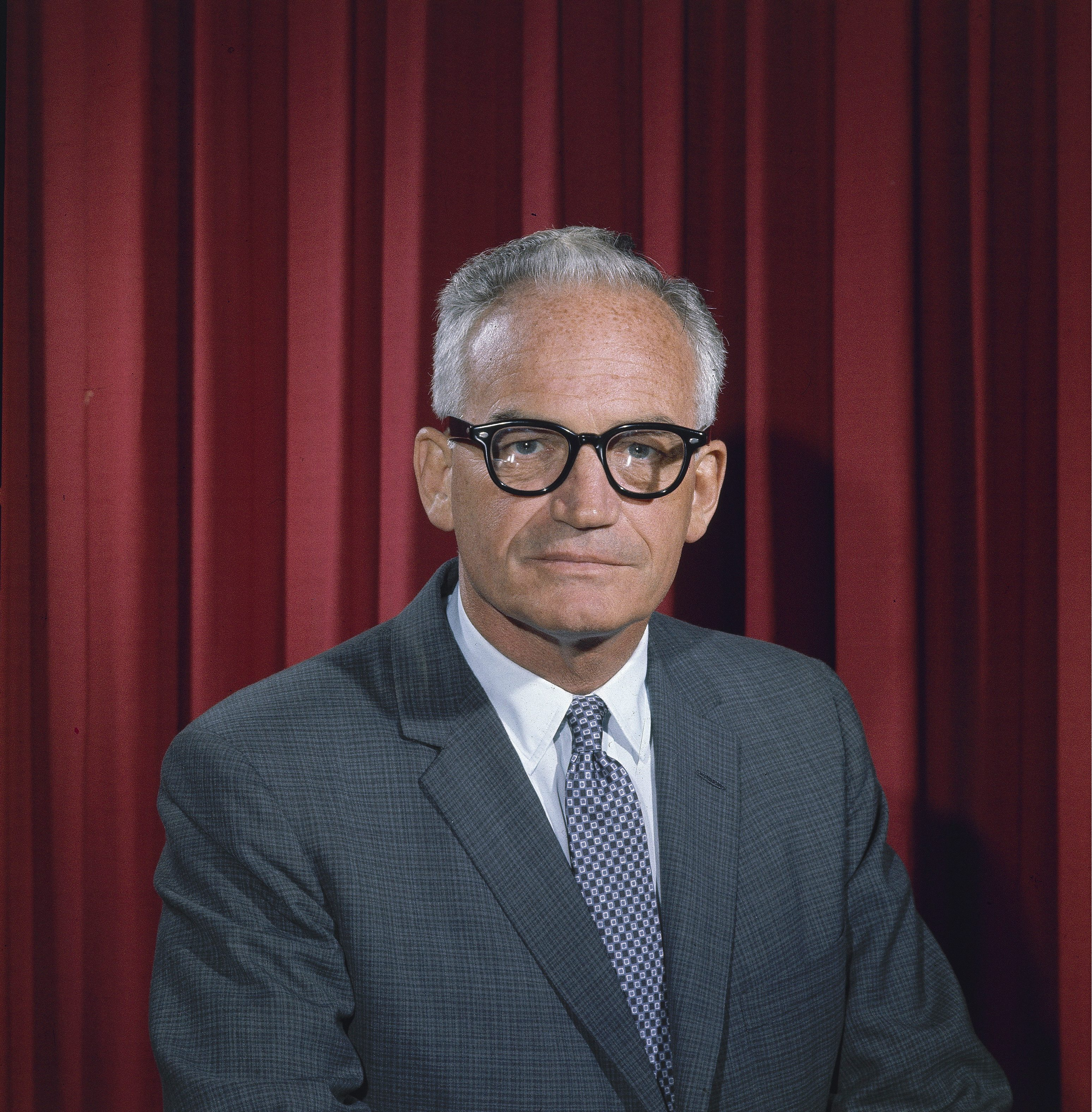 We Remember Barry Goldwater