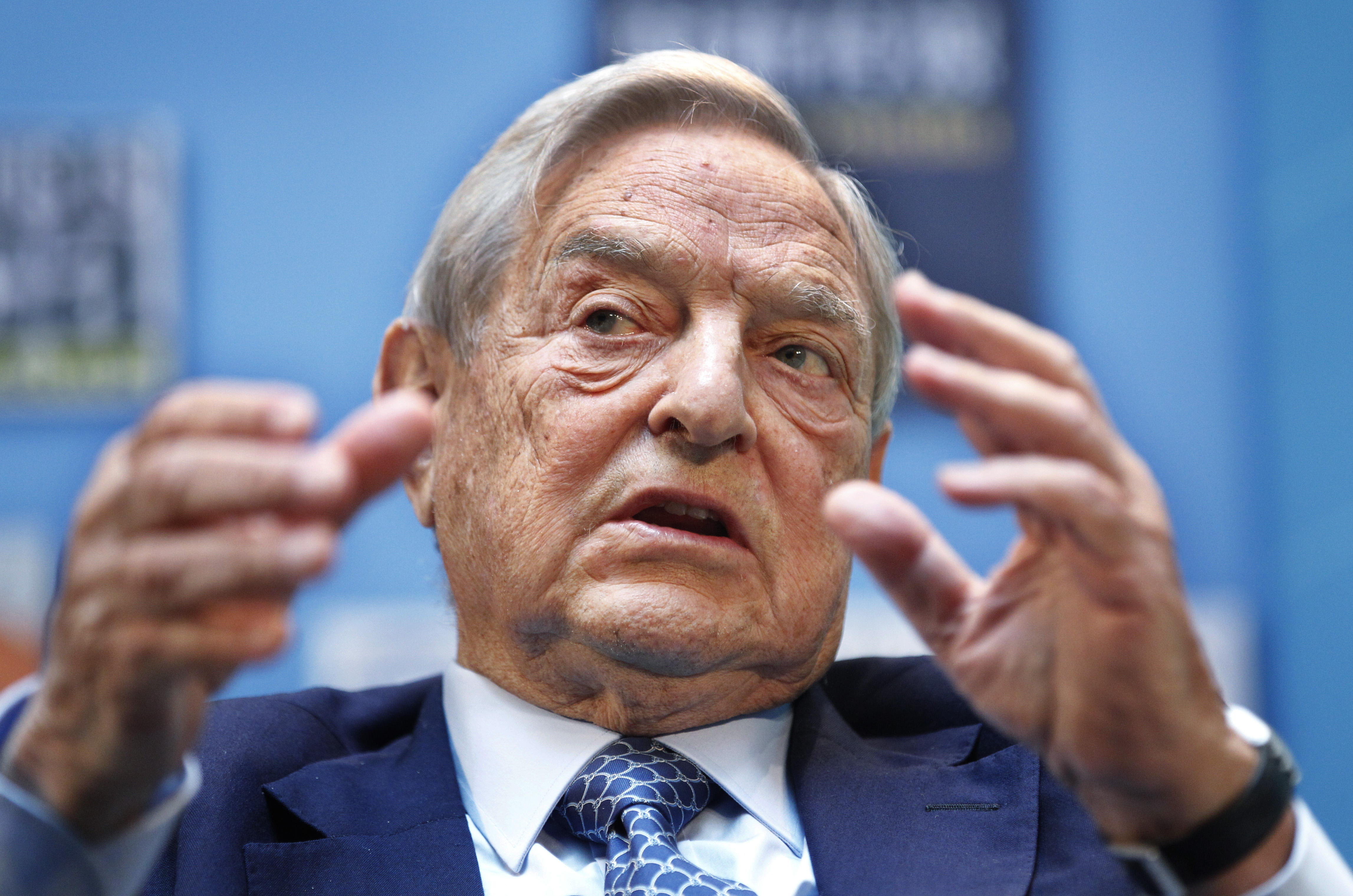 Image result for photo of george soros