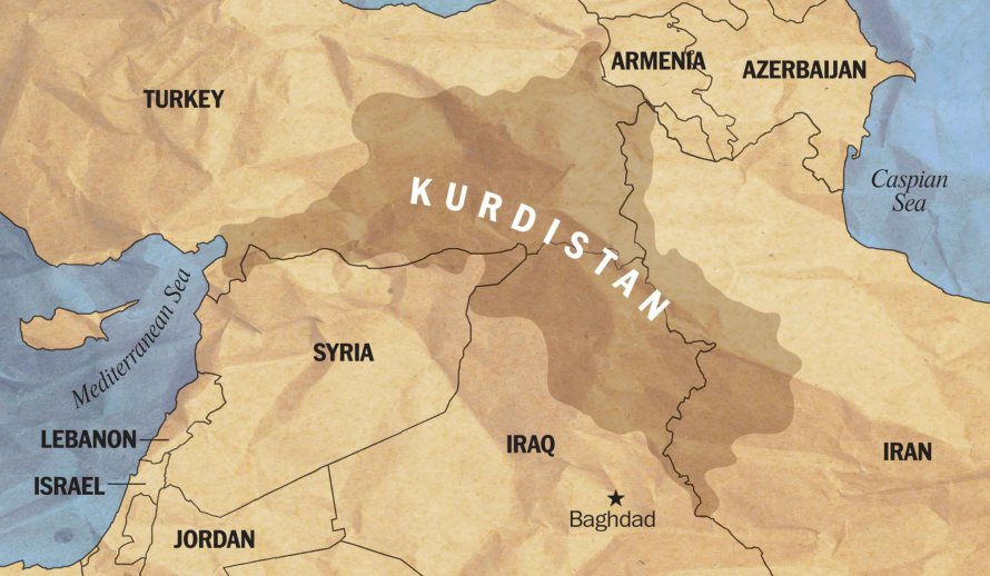 PIPES: Welcome, Kurdistan - Washington Times