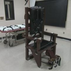Death By Electric Chair Video Folding Layout Edmund Zagorski Put To Wbir Com