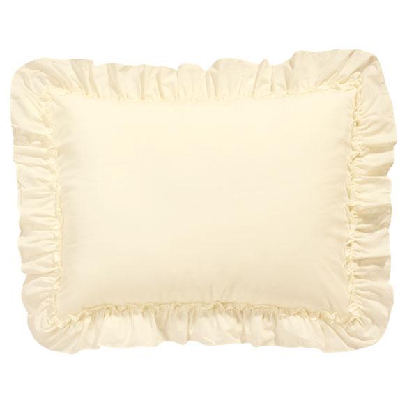 Ruffled Pillow Sham  Decorative Pillow Shams  Walter Drake