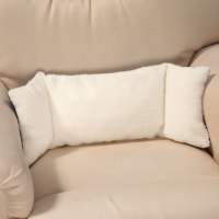 Sherpa Back Support Pillow - Back Support Pillow - Walter ...