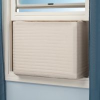 Indoor Window Air Conditioner Cover - Outdoor - Walter Drake