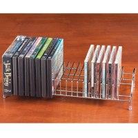 CD and DVD Holder - CD Holder - DVD holder - Walter Drake
