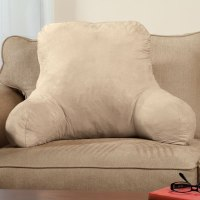 Backrest Pillow - Pillow With Arms - Bed Rest Pillow ...