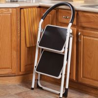 Step Ladder Stool - Step Stool Chair - Step Stool Ladder ...