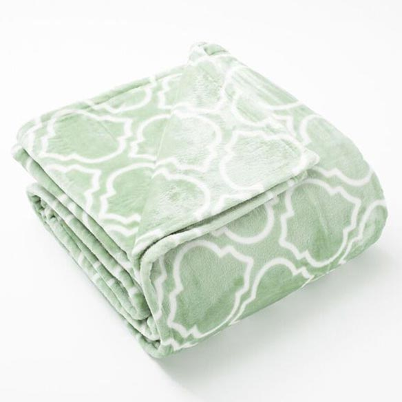 Home Accents Ultra Plush Blanket