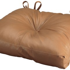 Faux Leather Chair Pads Rope Hammock Tufted Pad Ebay