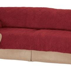 Waterproof Sofa Protector Fairmont Cooper Dillards Plush To Suede Xl By Oakridge