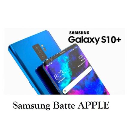 Samsung Batte Apple