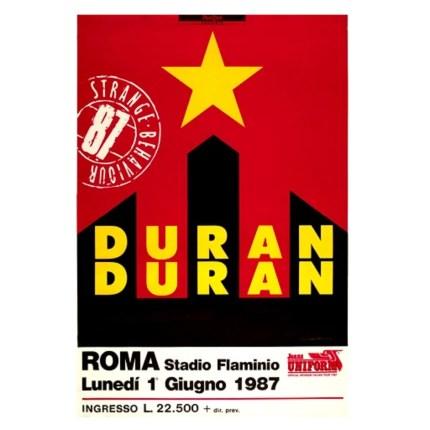 Roma concerto Duran duran