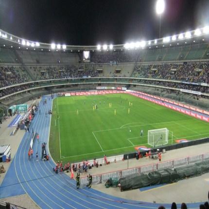 Dove vedere Verona Sampdoria