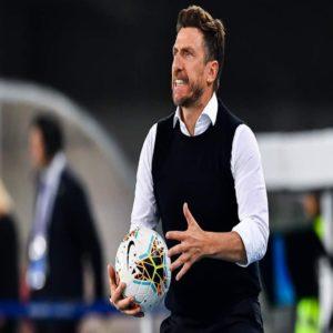 DI francesco Sampdoria addio