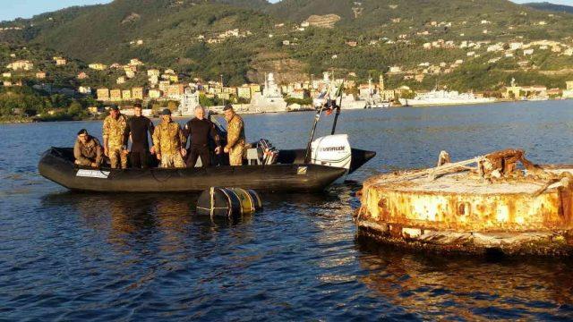 Palombari Comsubin Marina Militare La Spezia