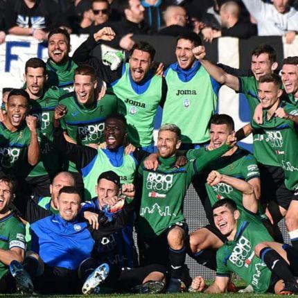 Atalanta squadra del 2019
