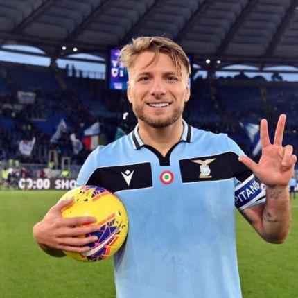 Ciro Immobile goleador
