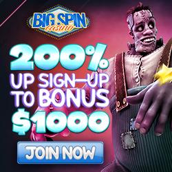 Win Big at BigSpinCasino
