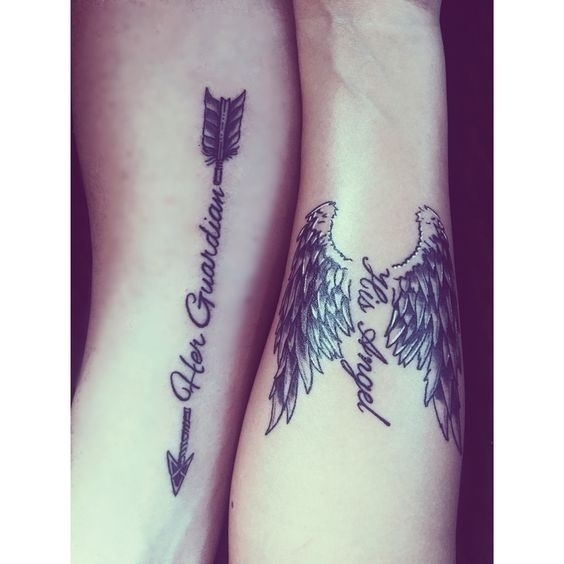 20 Soul Mate Tattoos For Couples Ideas And Designs