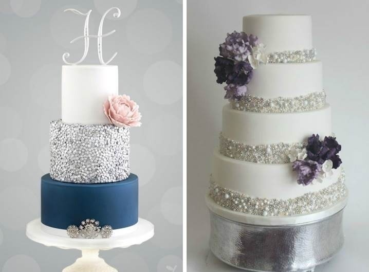 Whimsical Winter Wedding Cake Ideas You Will Fall In Love