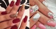 easy and gorgeous wedding nail