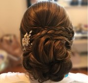 gorgeous bun hairstyles