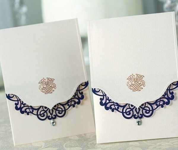Watch Out How Laser Cut Wedding Invitations are Taking