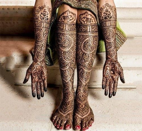 Mehandi Designs Photos Full Hand