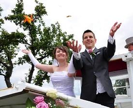 Hochzeit in Halle an der Saale  Heiraten in Halle an der
