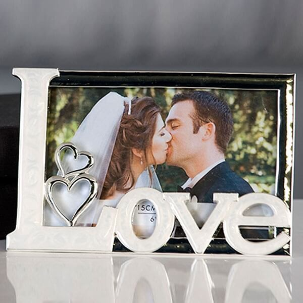 Bilderrahmen  True Love  weddixde