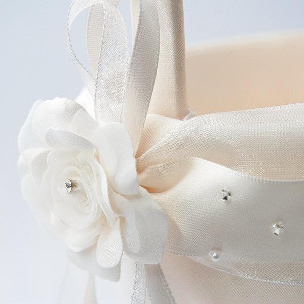 Streukrbchen fr kleine Blumenmdchen  weddixde