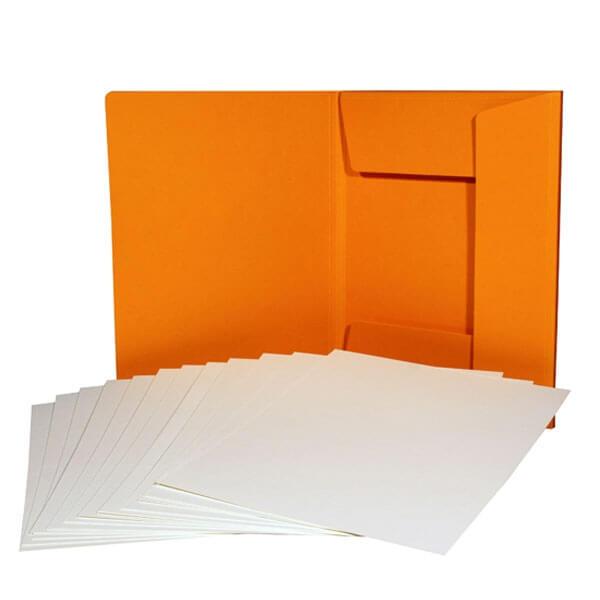 Fotomappe Kln orange  weddixde