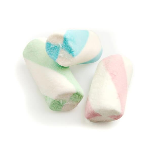 Gastgeschenk Marshmallow Bunt  zur Hochzeit  weddixde
