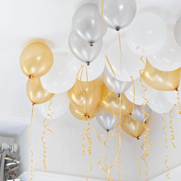 DekoBallons Ceiling  Dekoration fr jede Party  weddixde