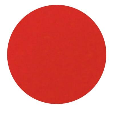 Tischdeko Konfetti Kreis rot  tolle Hochzeitsdeko  weddixde